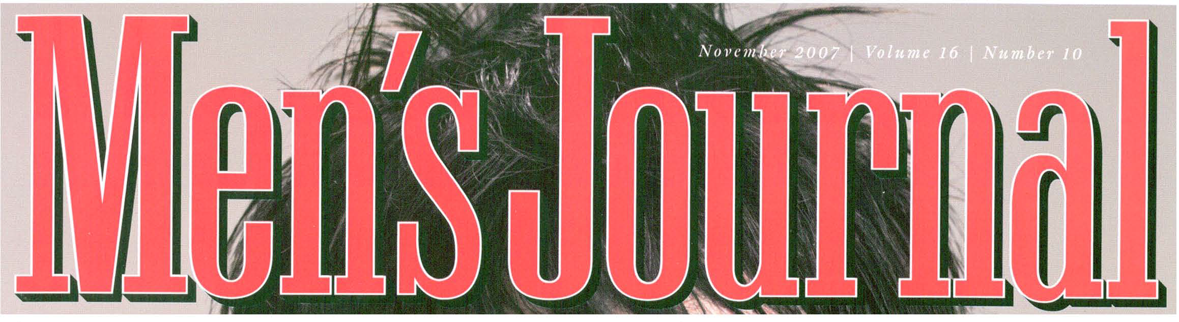 Men's Journal,  Thanksgiving,  Mark Gaier, Clark Frasier,