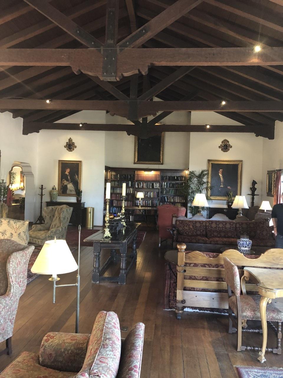 Inside the Arizona Inn