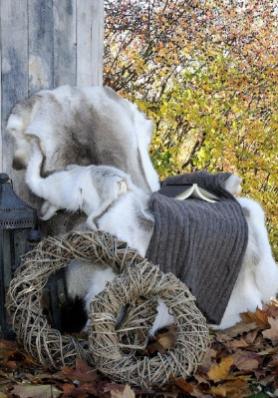 Reindeer Hides by Burrow & Hide