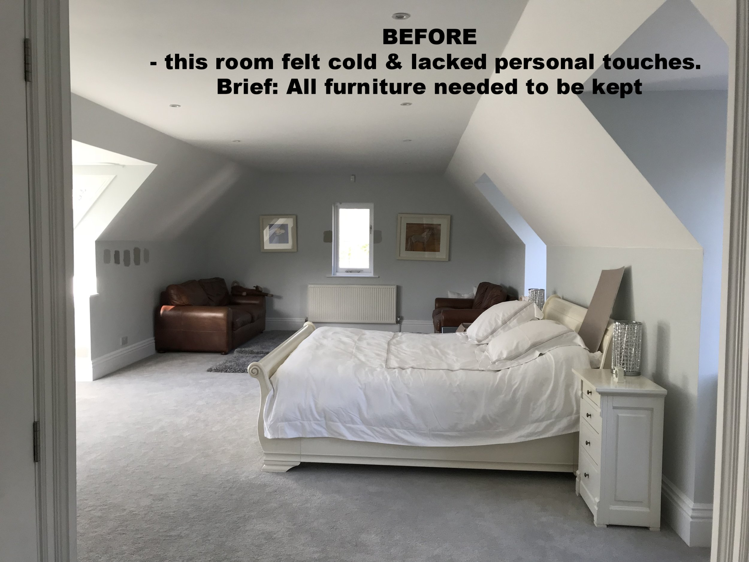 Burrow & Hide Interior Design BEFORE