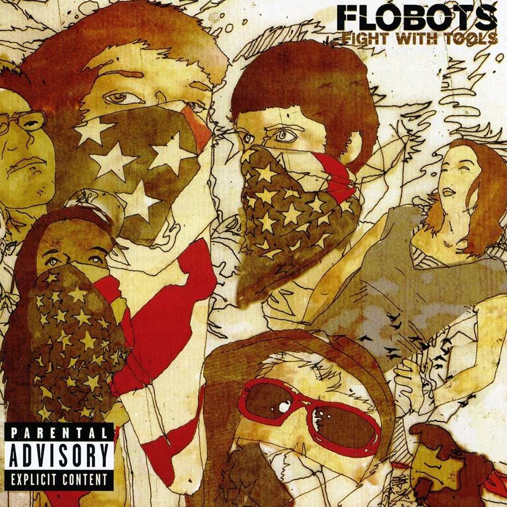 Flobots - Fight with Tools LP (2008)