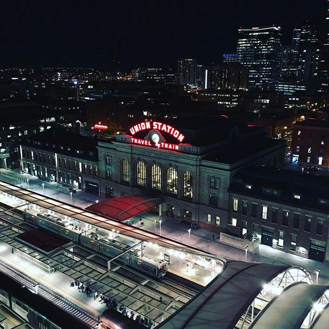 Looking fine tonight Denver.