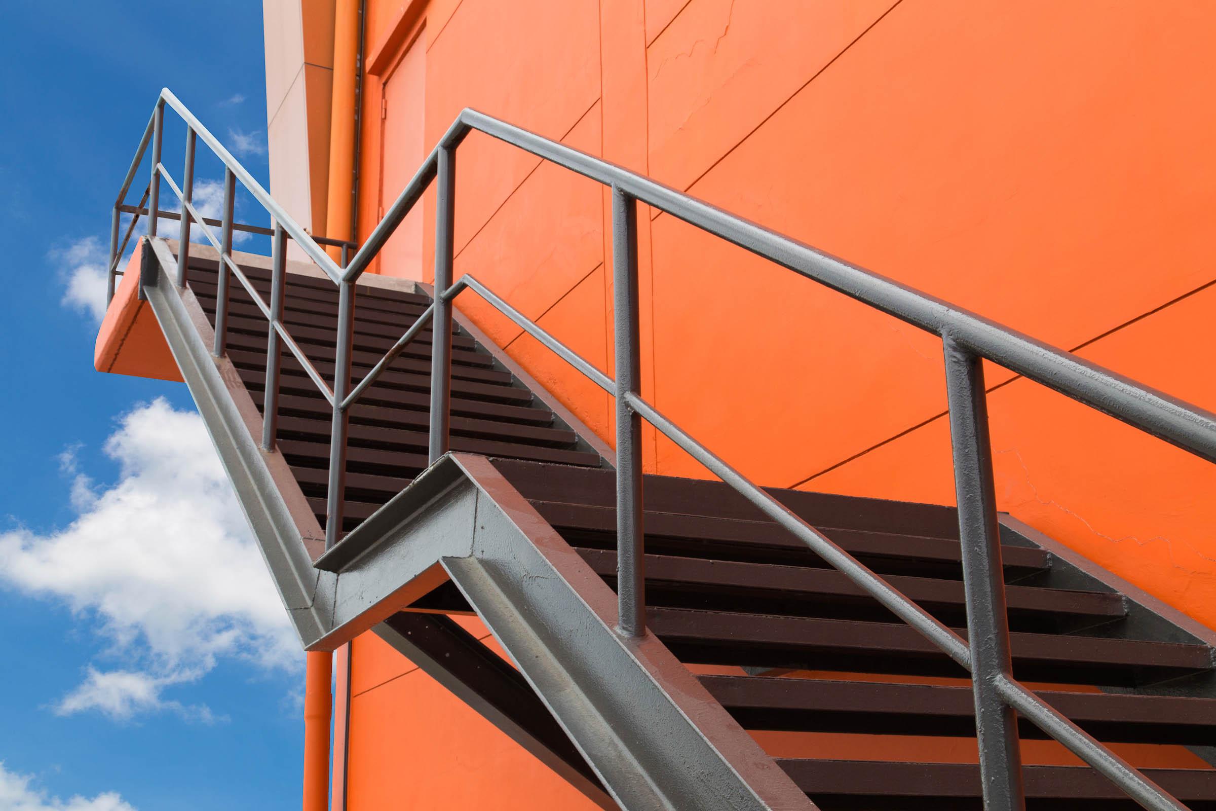 Fassadengestaltung Industriegebäude
