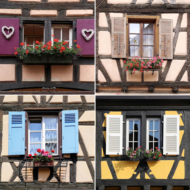 Fassadengestaltung Fachwerk