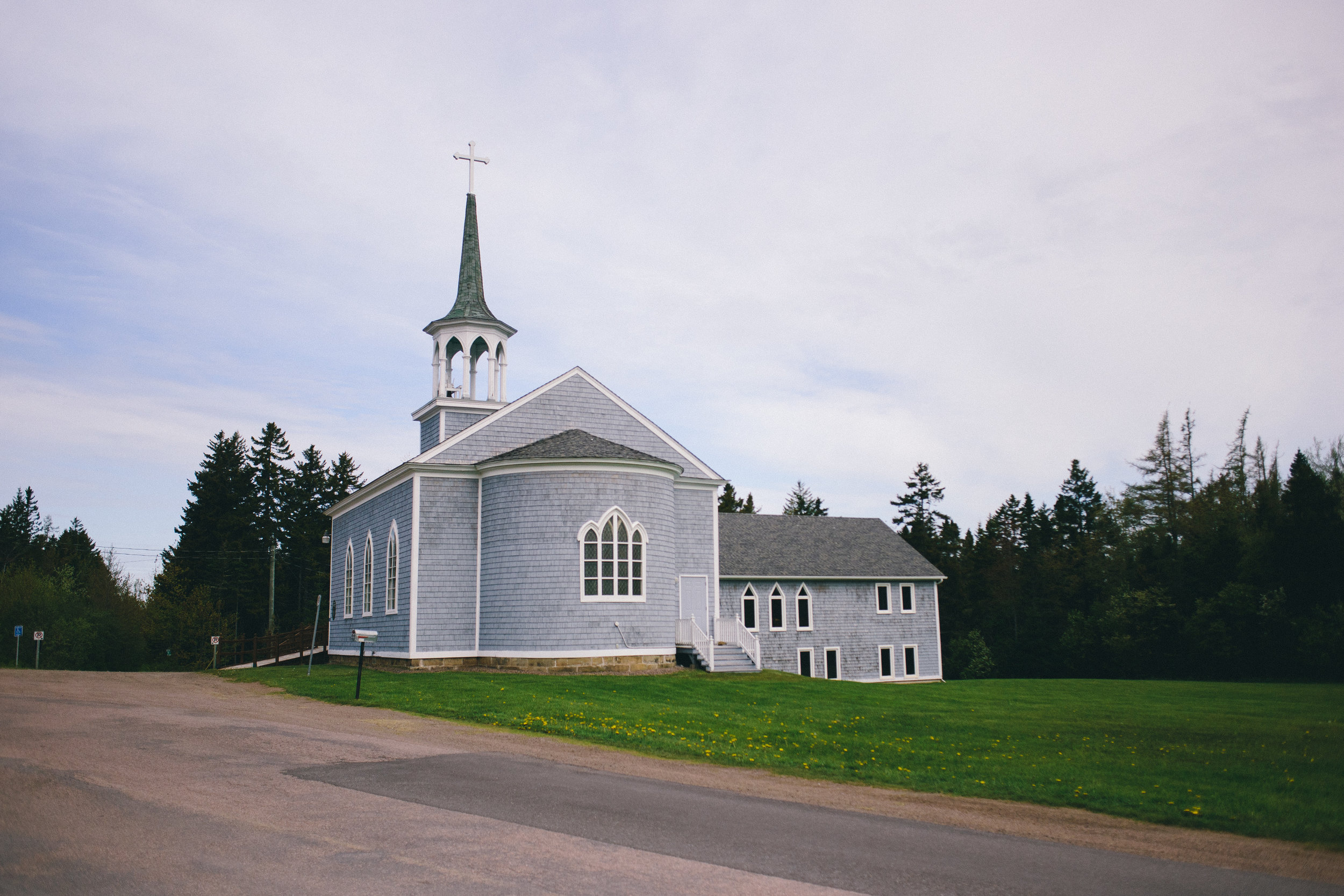 St. Ann's, Westcock - 65 British Settlement Road in Westcock, New Brunswick.Worship on Sunday mornings is at 9:30 a.m.