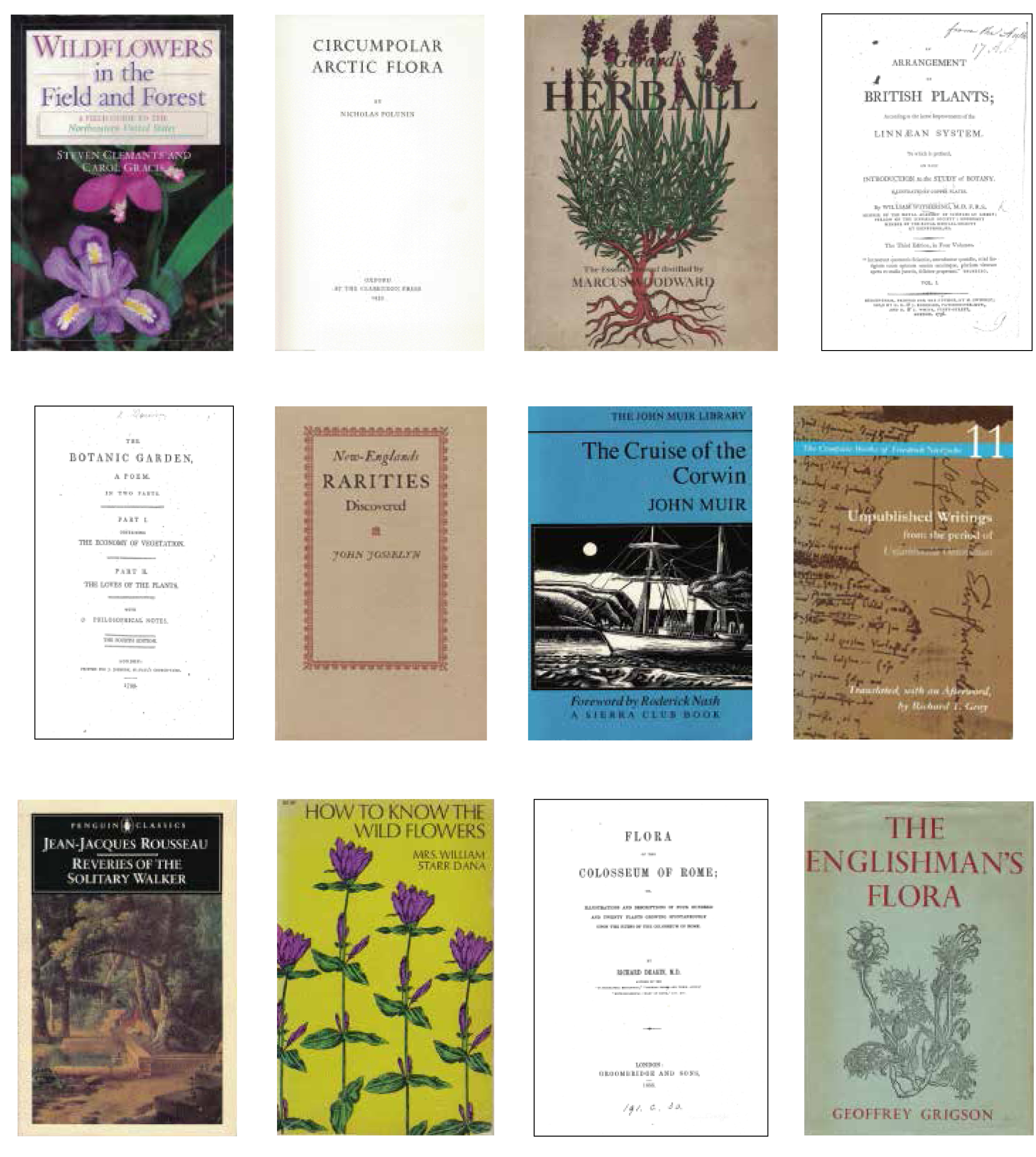 The Arctic Plants of New York City: An Annotated Bibliography