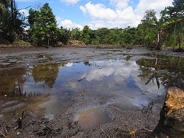 Lago Agrio Oil Field, Ecuador
