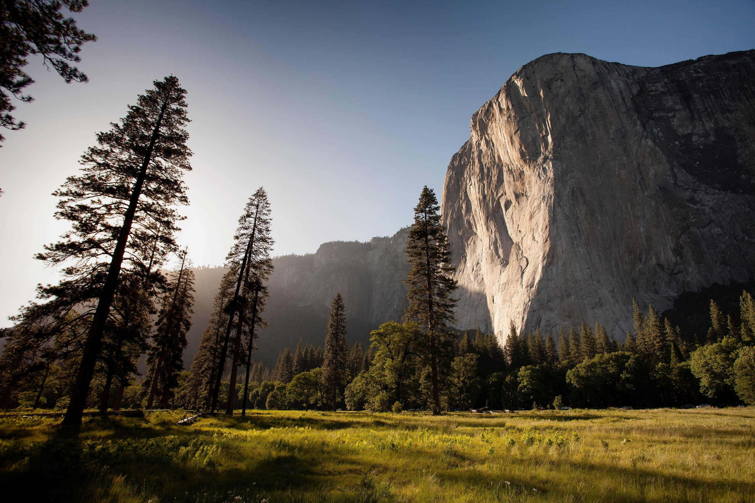 El Capitan, Yosemite National Park, U.S.