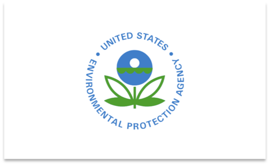 Figure 2 Flag of the Environmental Protection Agency by https://commons.wikimedia.org/wiki/User:Fry1989