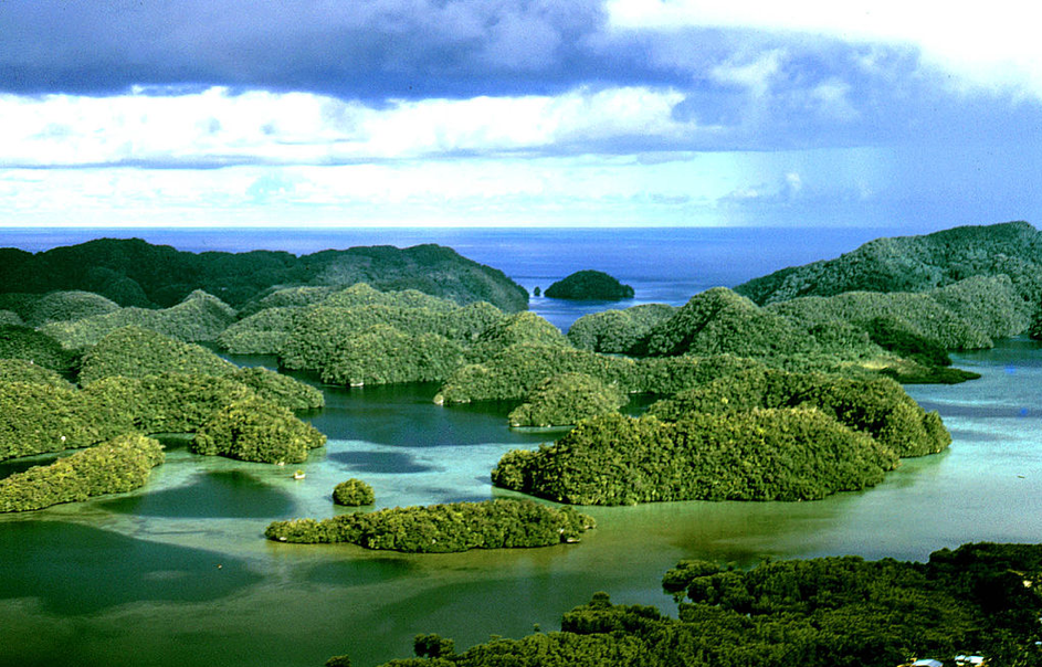 Figure 7 Palau, via Wikimedia Commons
