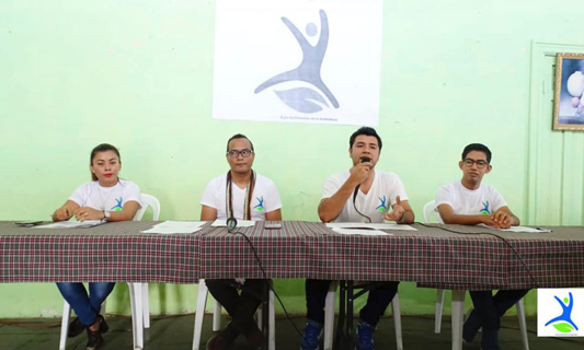 Figure 5 Sí Por La Naturaleza's first press event, held on March 20, 2019