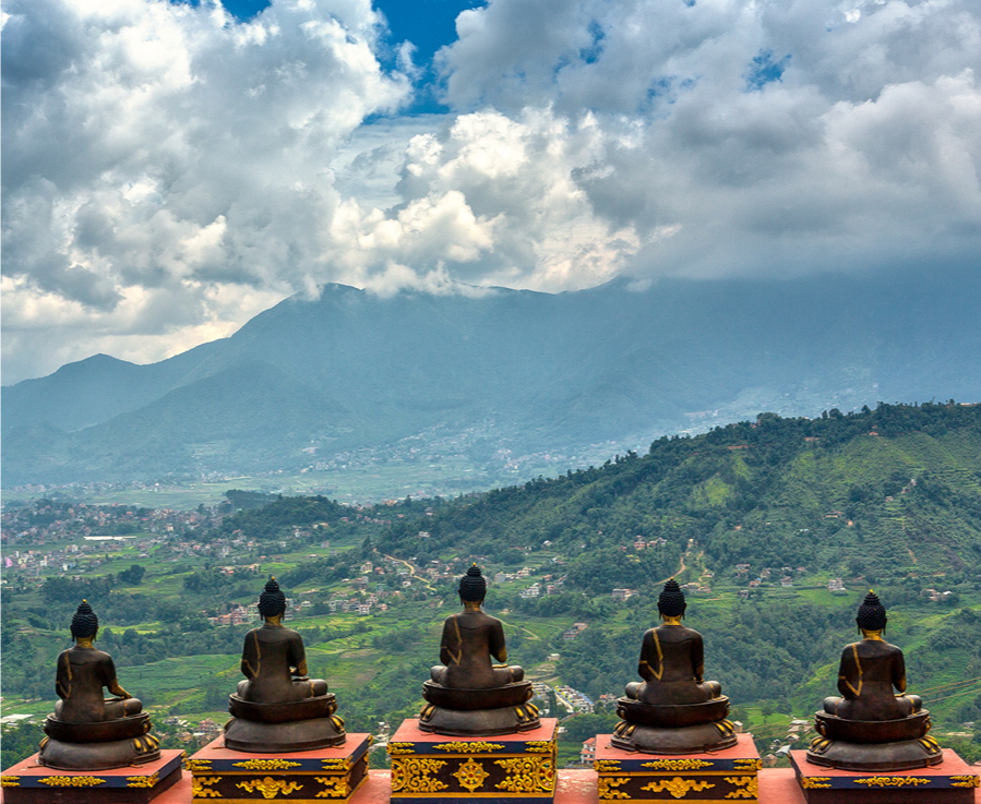 Figure 3 Kathmandu Valley, Nepal. Prakash Budha