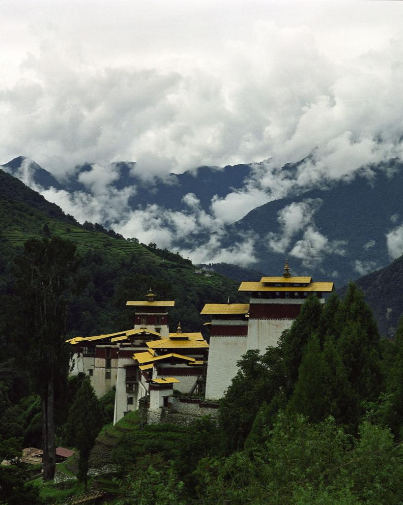 Figure 5 Trongsa Dzong, Bhutan. @Christopher J. Fynn / Wikimedia Commons