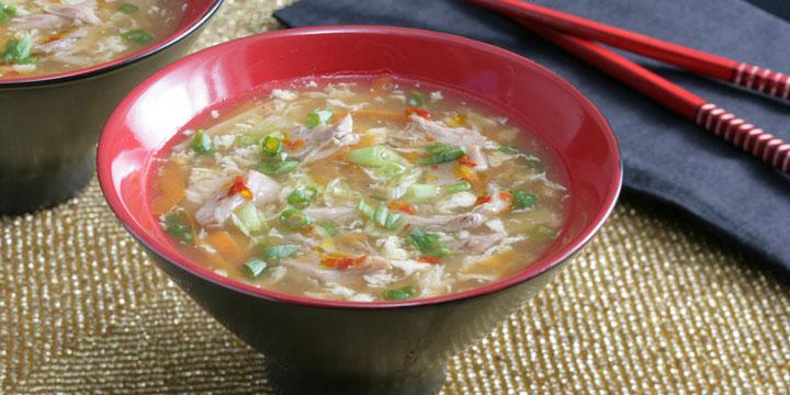 Shredded Duck Soup