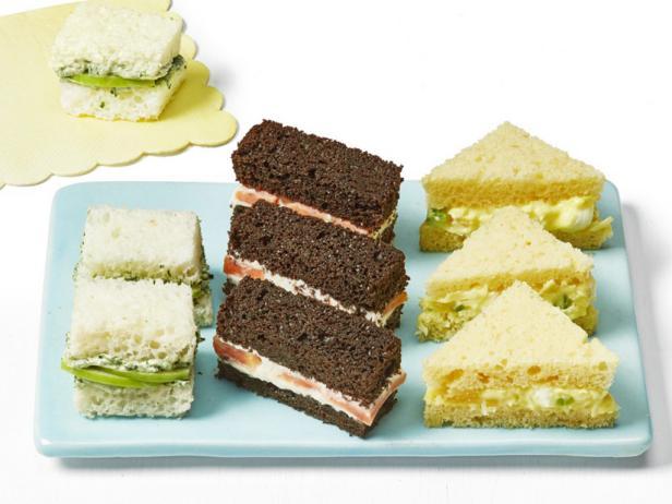 April Fool's Tea Cakes