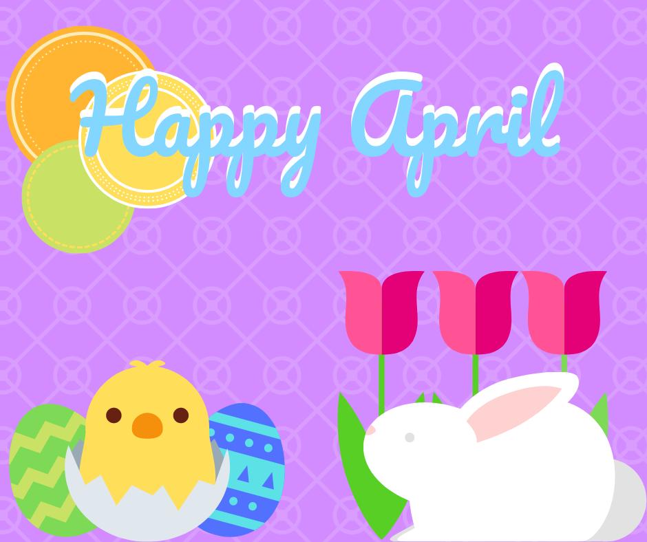 Happy April - April.png