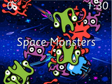 16/20 - SPACE MONSTERS