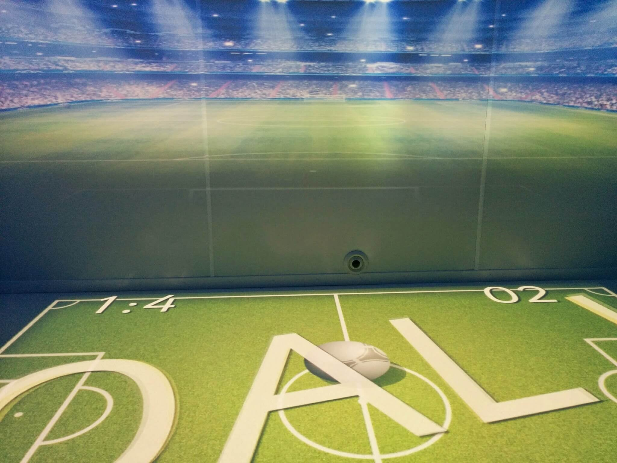 Take to the field for a physio session -  Let pupils experience stepping out onto the hallowed turf of their favourite football club and provide them with a range of activities and exercises through fun, interactive games that will have them stretching and moving.