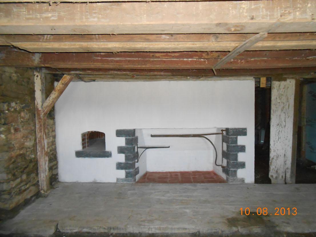 Finished Main Fireplace