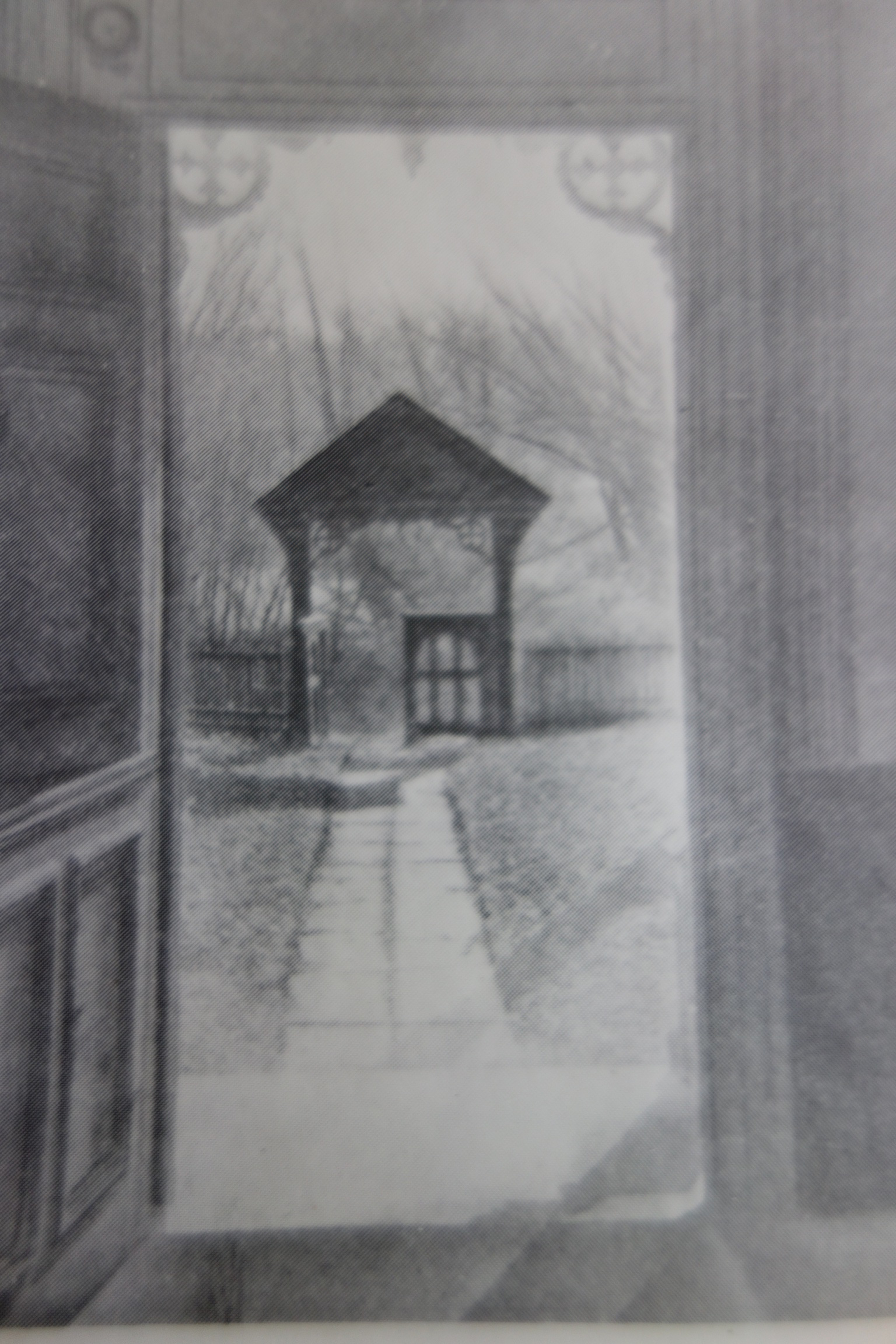 """Sketch of """"The Arch of Truth"""""""