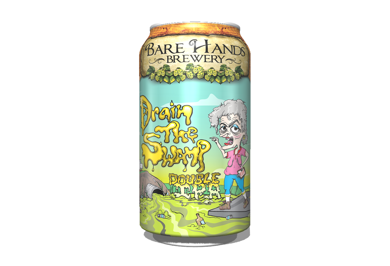 Drain Thee Swamp Double IPA
