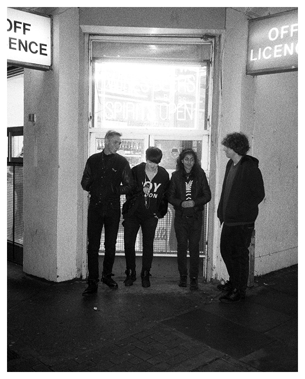 The XX by Ellis Scott for Dazed and Confused