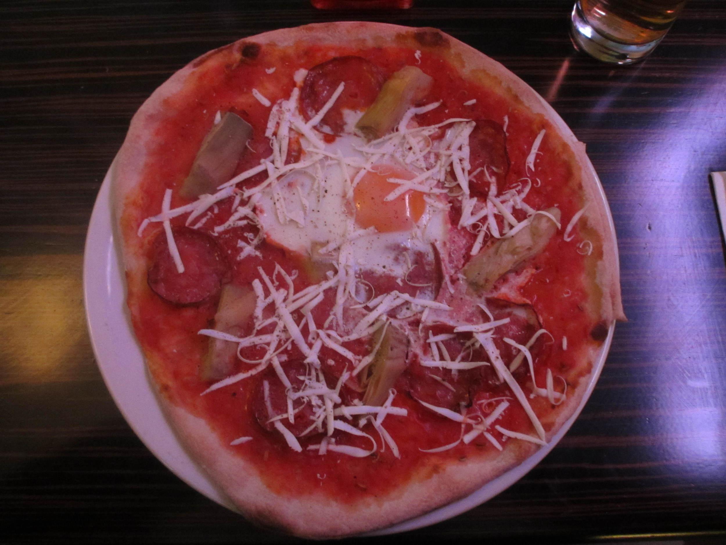 Pizza In Lewisham