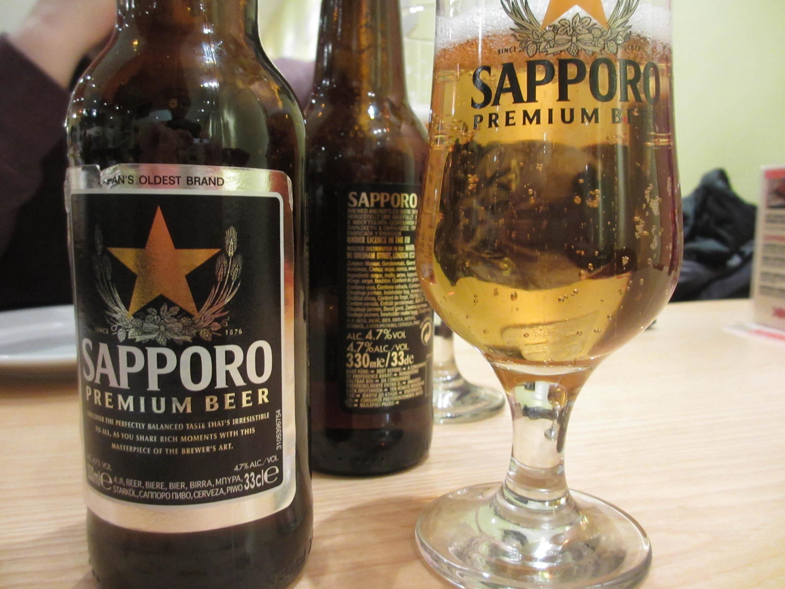 Sapporo Inchiban In Catford