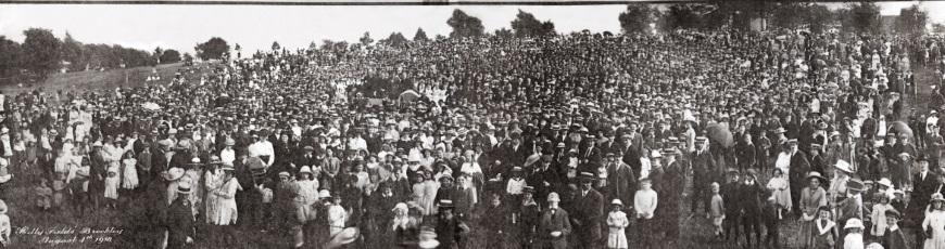 Hilly Fields 1918