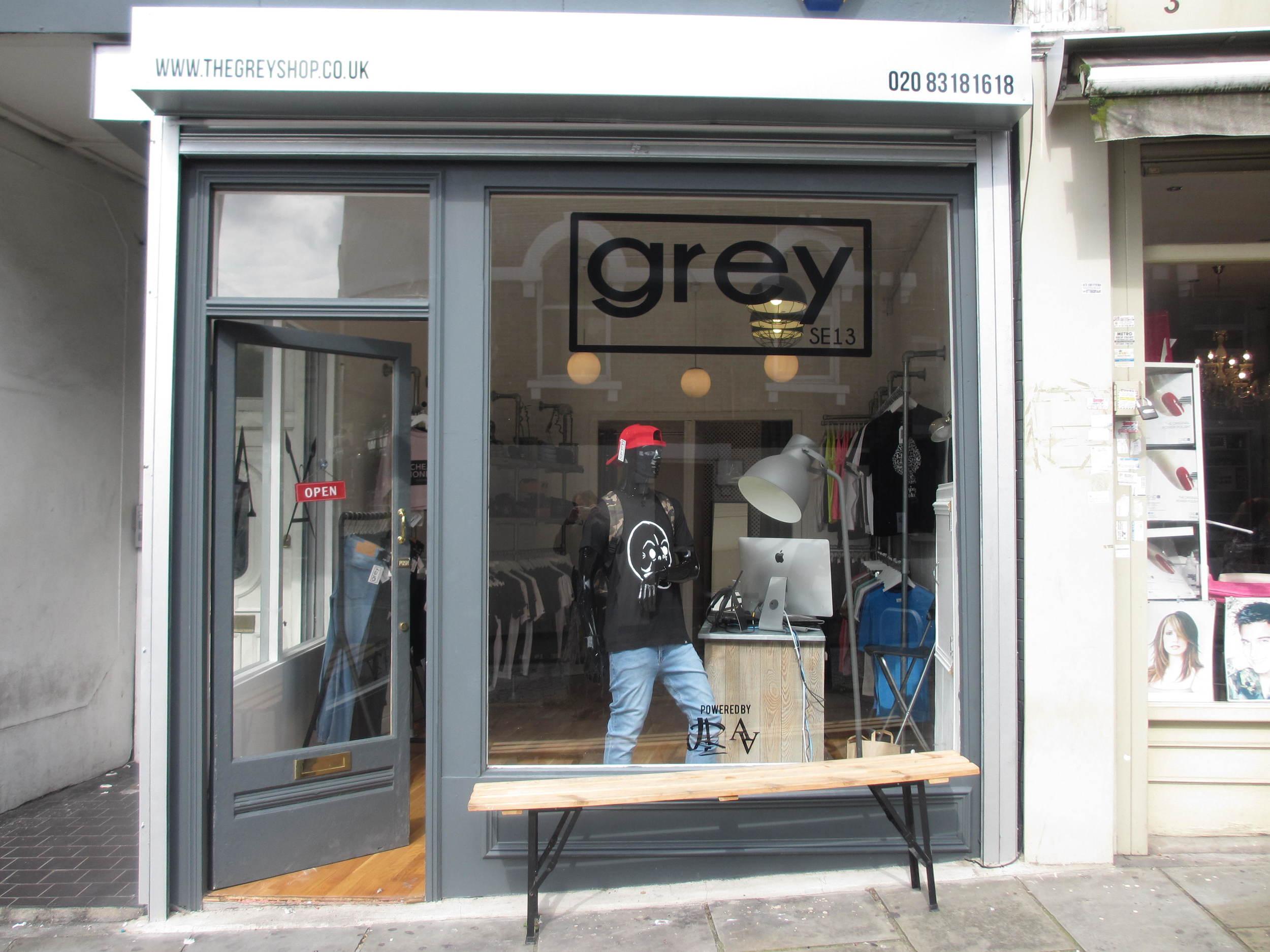 The Grey Shop