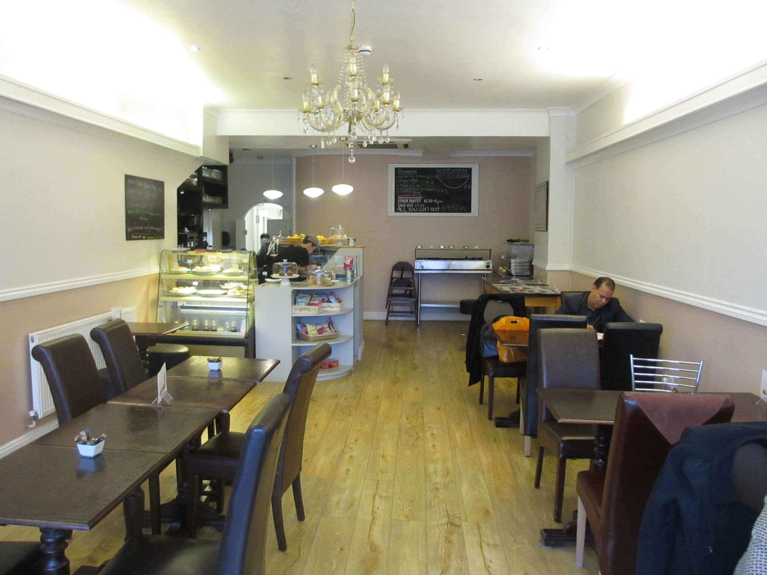 Lighthouse Cafe Lewisham Card