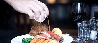 The Rose Pub And Kitchen Sunday Roast