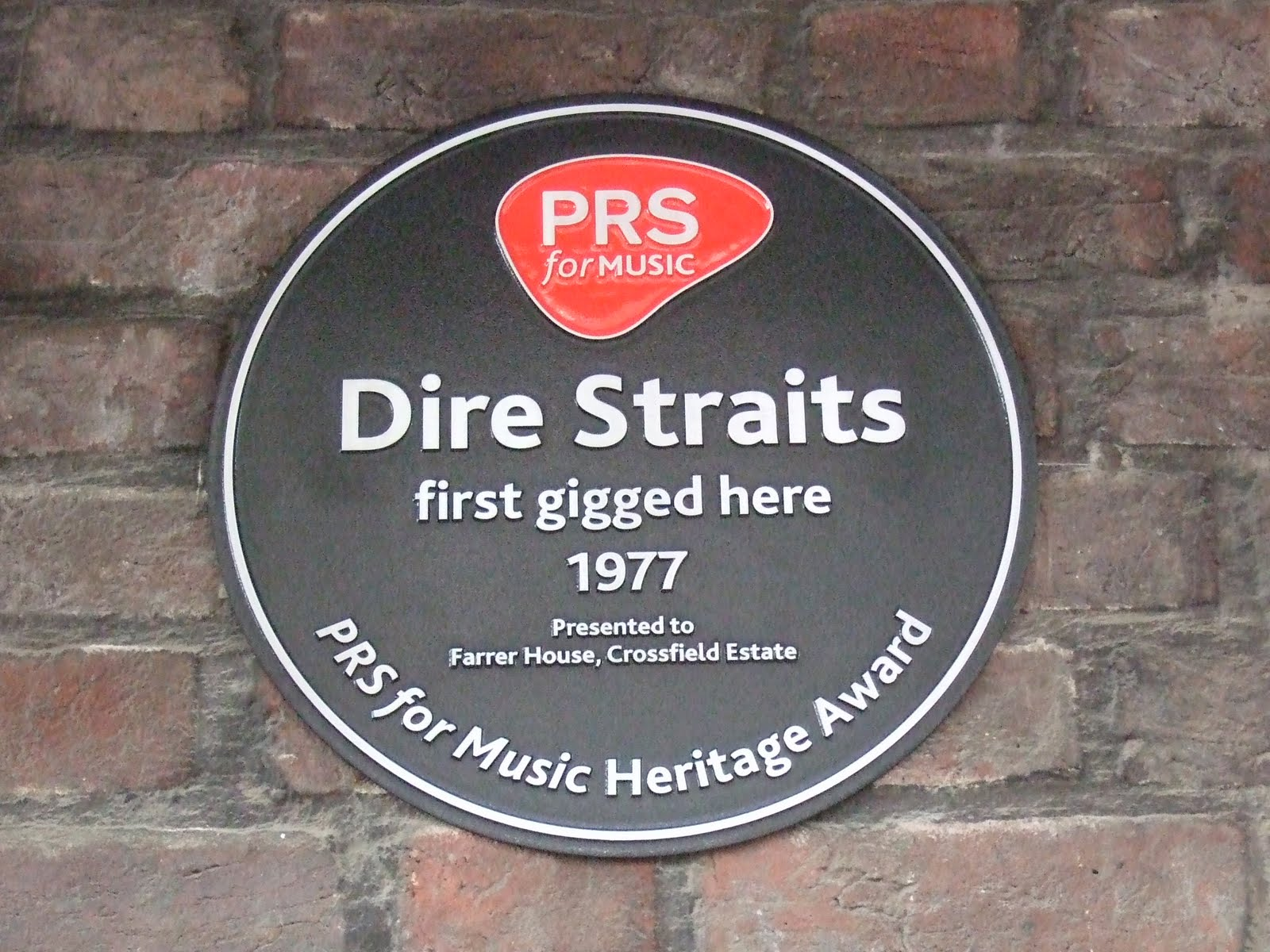 Dire Straits Deptford