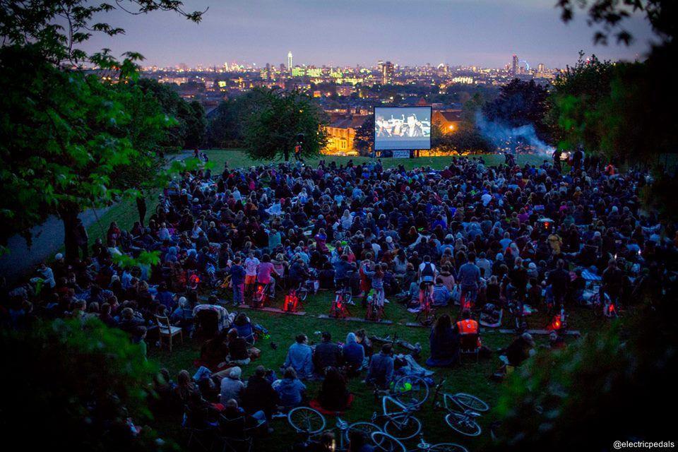 New Cross Deptford Free Film Festival