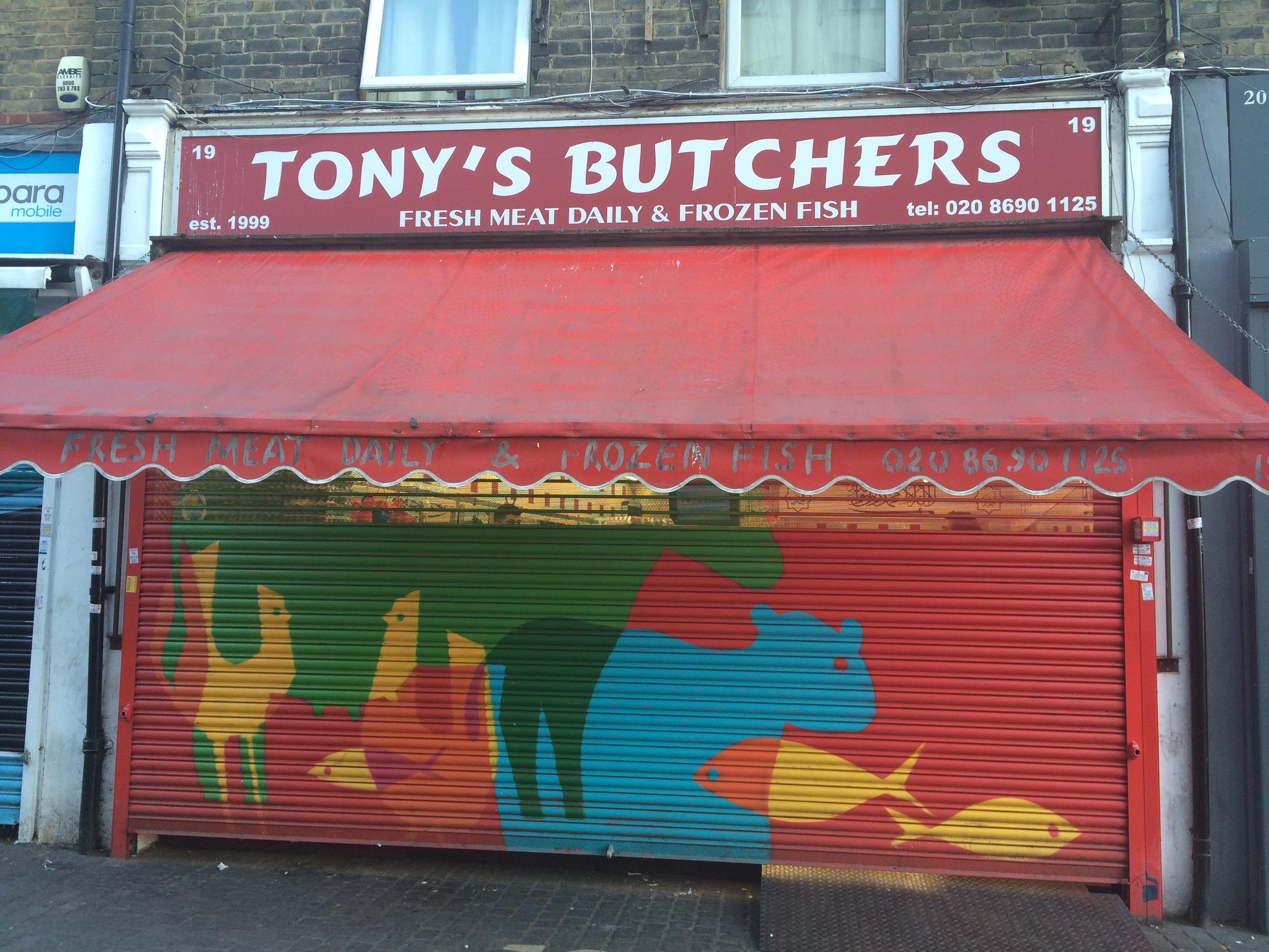 Tony's Butchers