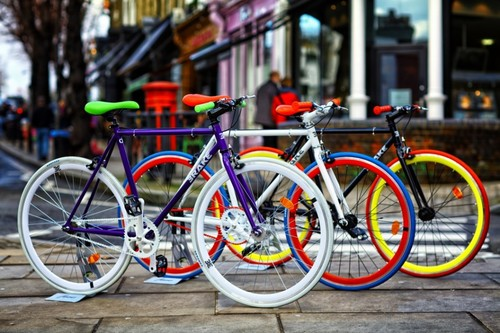 Brake Bikes Lewisham Card