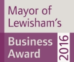 Lewisham Card Mayor of Lewisham Business Award 2016 Winner