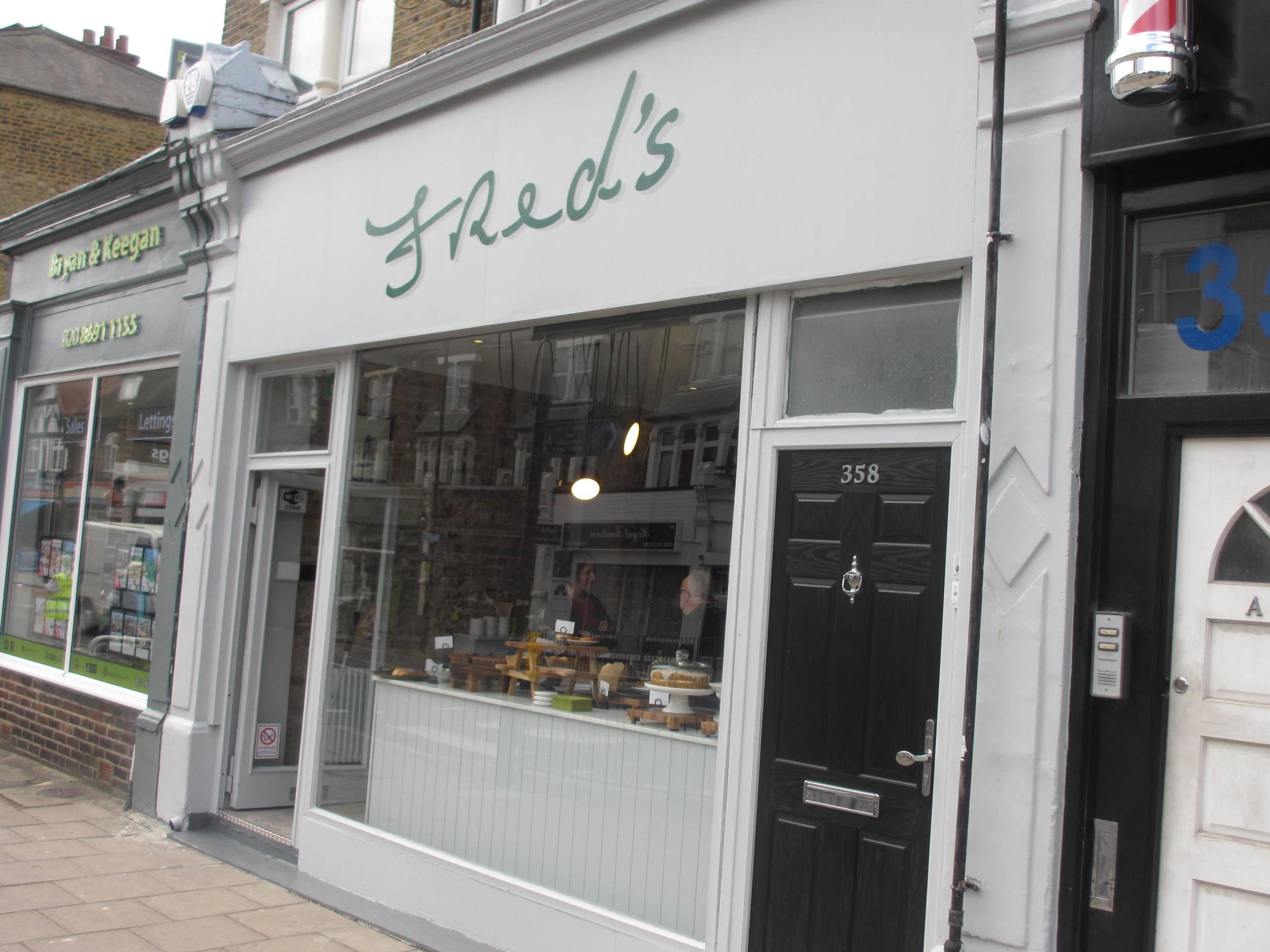 Lewisham Card Fred's