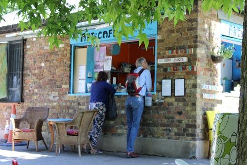 Arts Cafe Lewisham Card