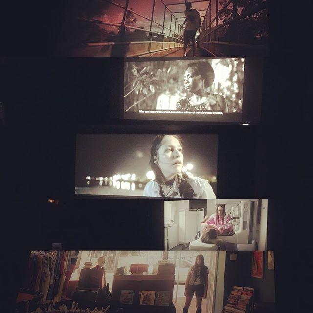 #desagraviofilme Sala llena y un público curioso y sorprendido. Felicidades amigos este triunfo es de todos. Hoy fue un gran día para el cine puertorriqueño.