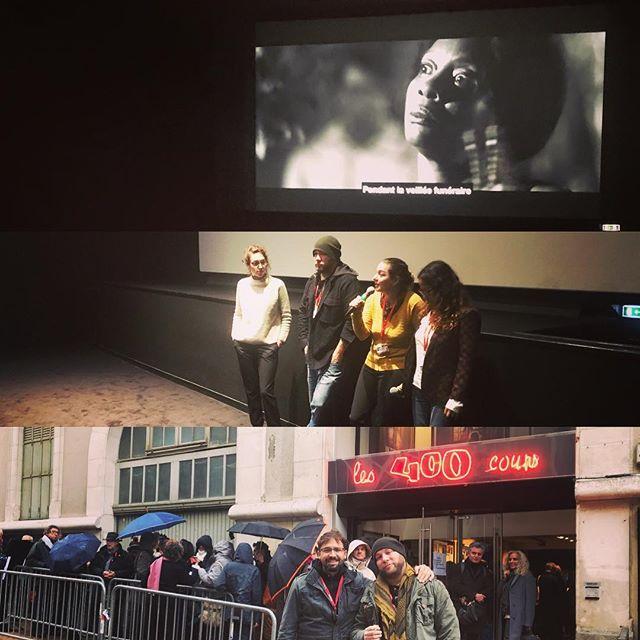 #desagraviofilme día de la presentación en el Festival Premiers Plans en Angers, 🇫🇷