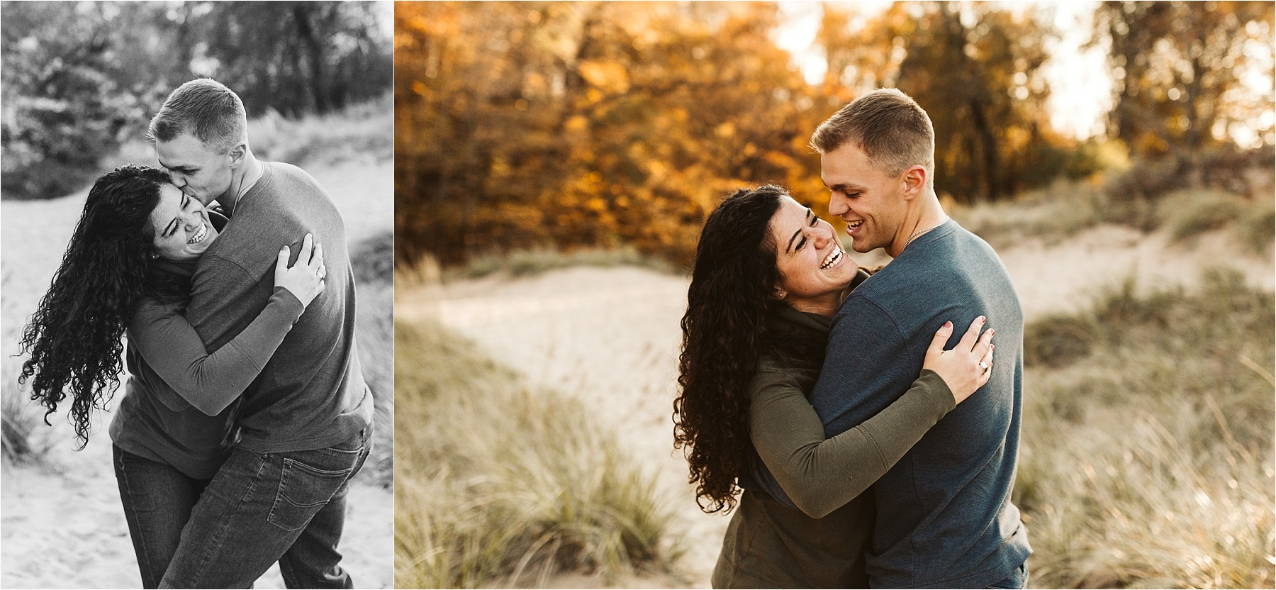 Indiana Dunes Beach Engagement Session_0006.jpg