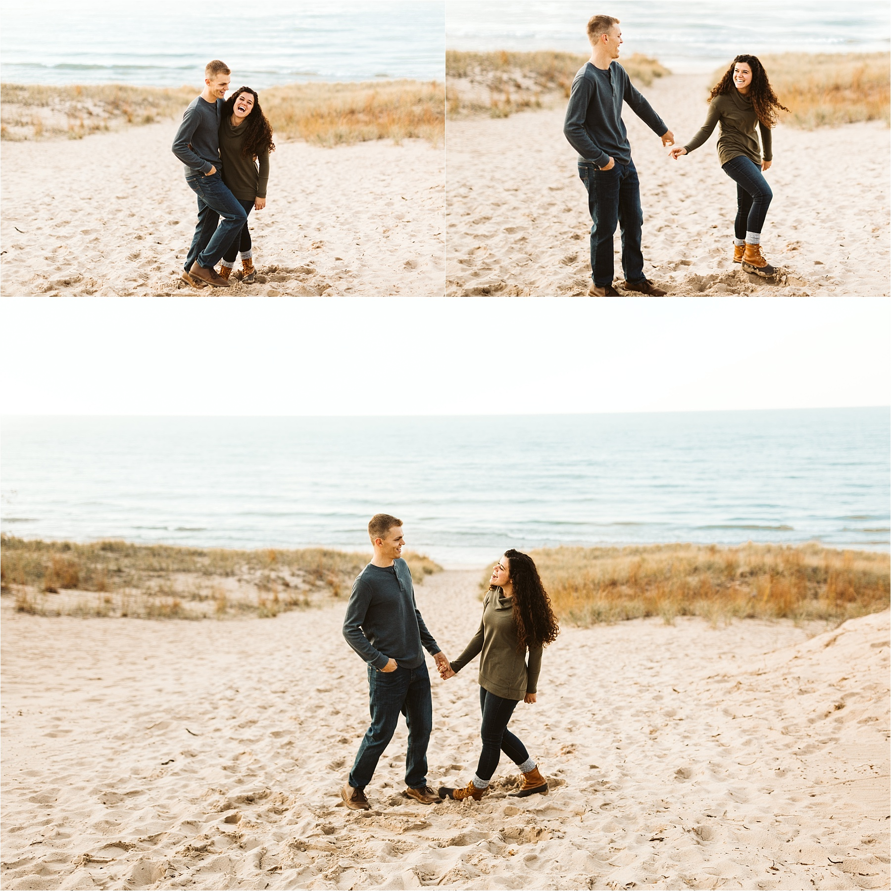 Indiana Dunes Beach Engagement Session_0019.jpg