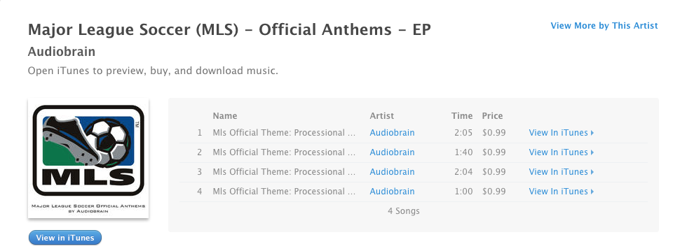 Audiobrain on iTunes: Click the button above!
