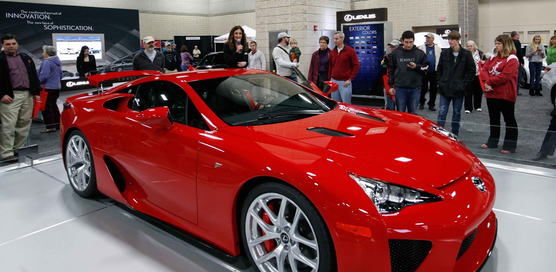 Knox News Auto Show  February 22 - 24, 2019  Knoxville Convention Center