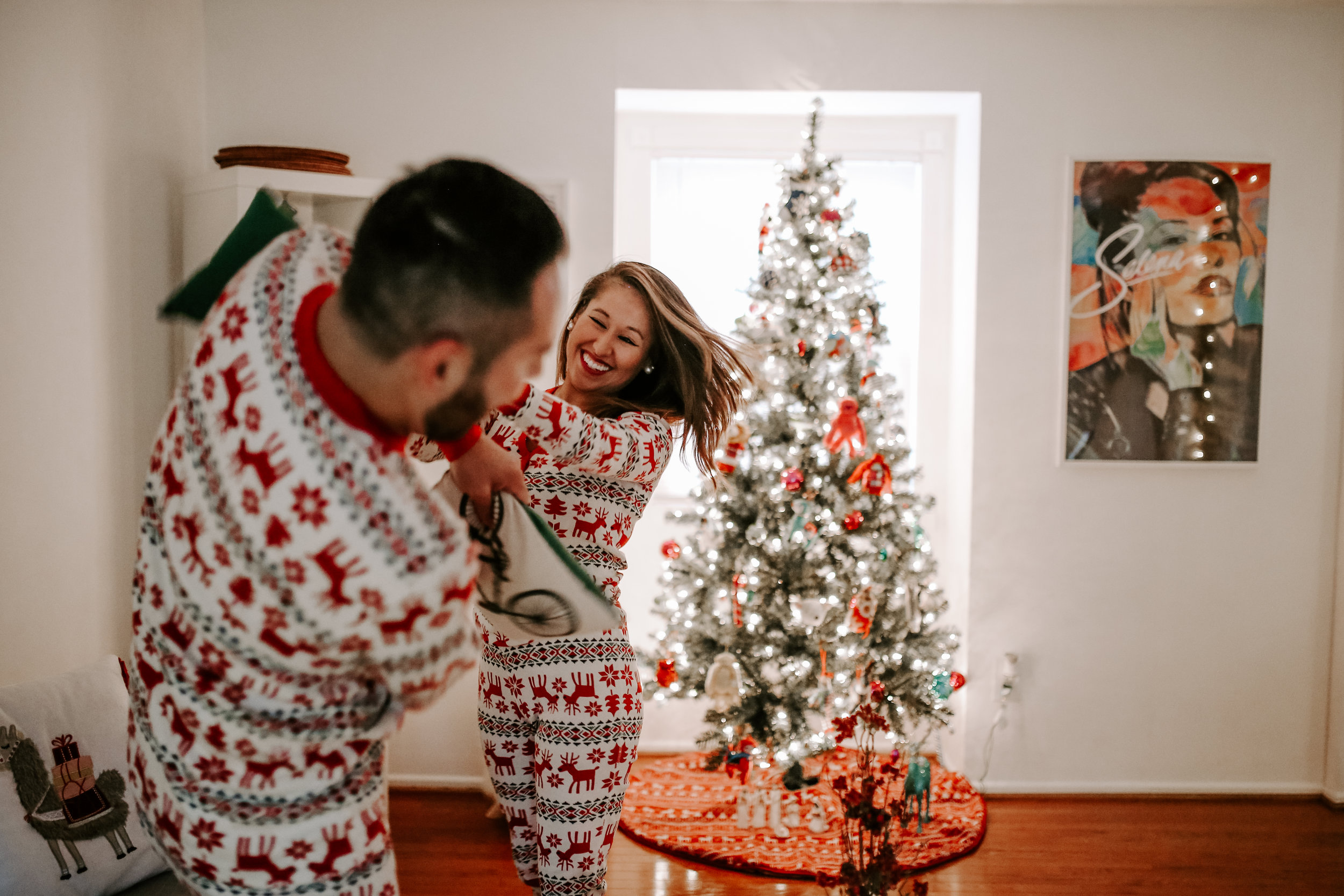 LIZ + ALAN | CHRISTMAS -