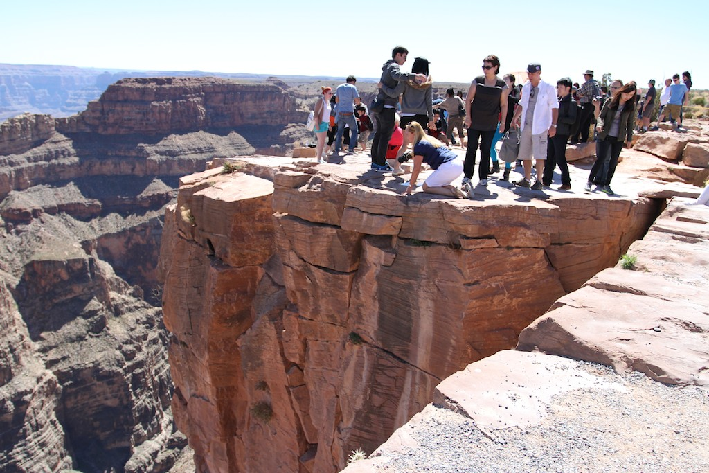 Grand Canyon West Rim is the closest to Las Vegas
