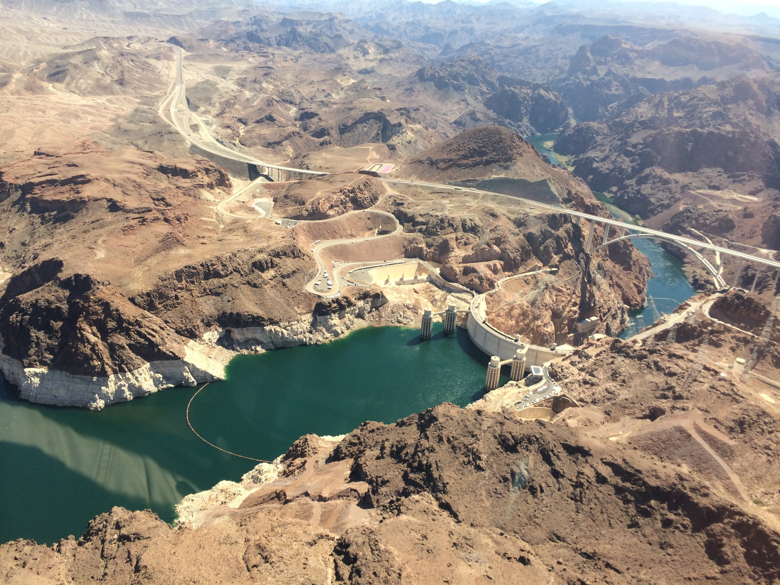 Hoover Dam Lake Mead Grand Canyon Helicopter Tour