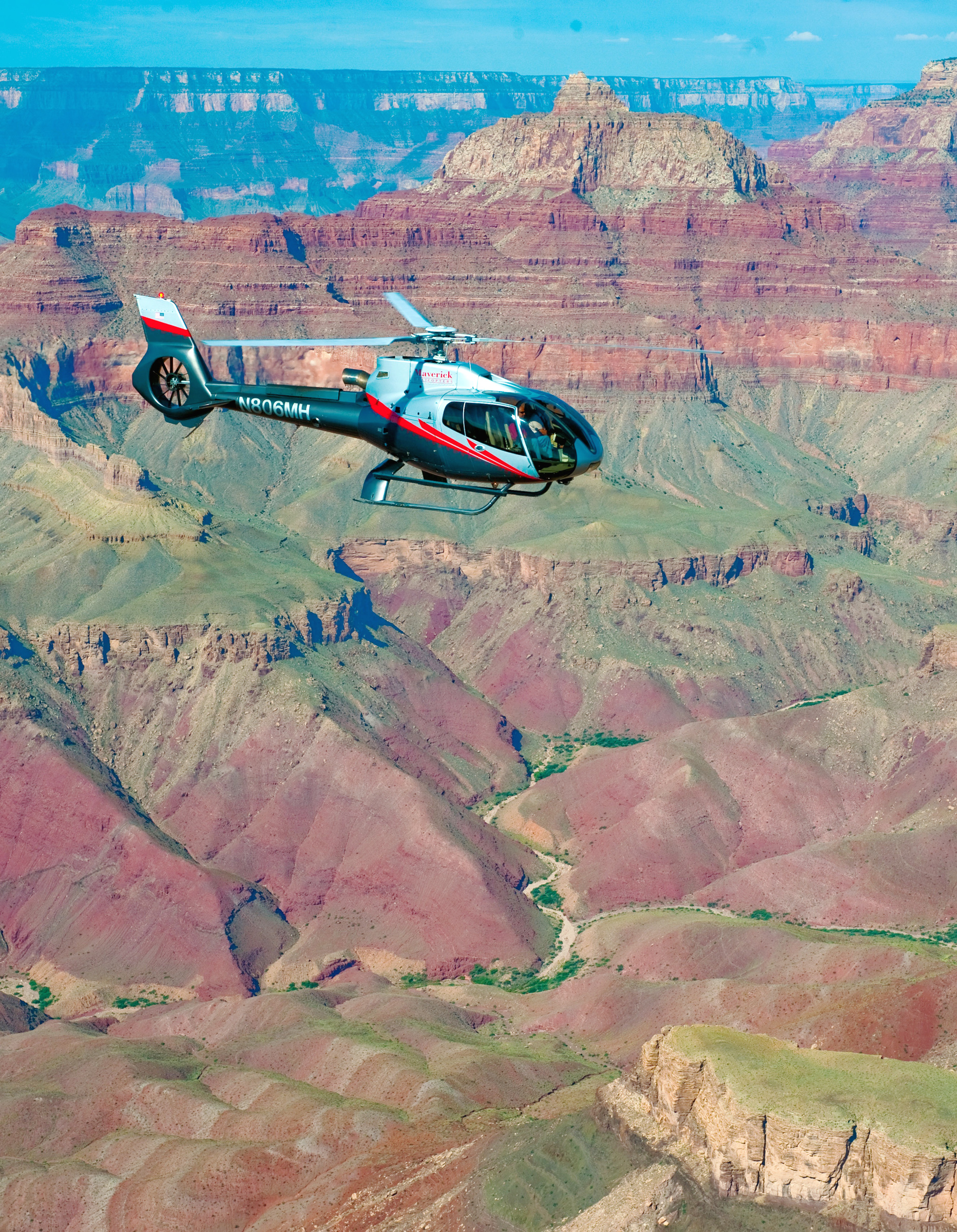 Maverick Canyon Spirit 55 minute Grand Canyon Helicopter Tour