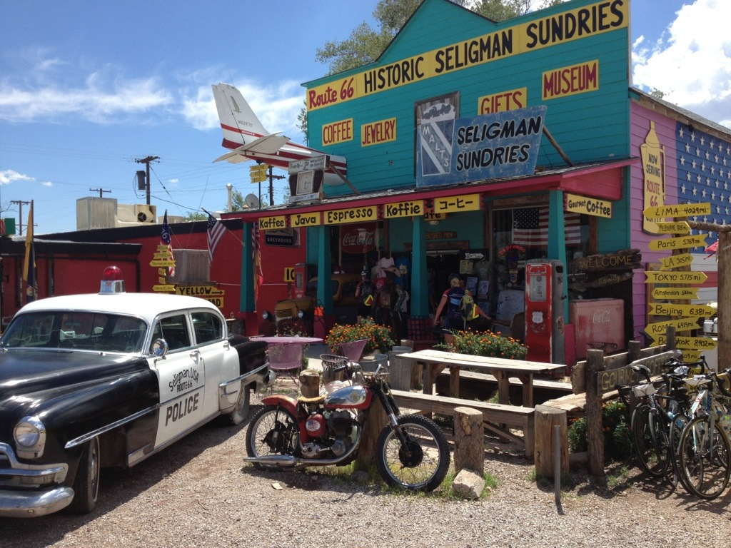 Route 66 Photo Stop
